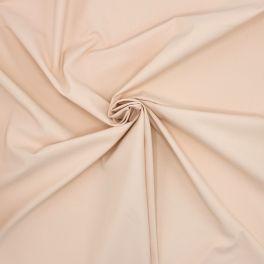 Tissu vestimentaire sergé stretch saumon