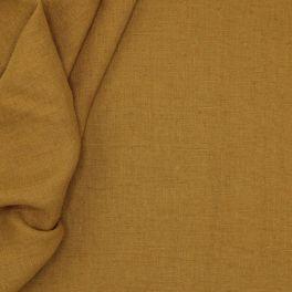 Taupe linnen plain fabric