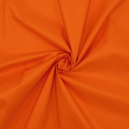 Tissu coupe vent imperméable orange