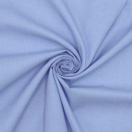 Jacquardstof 100% katoen - blauw