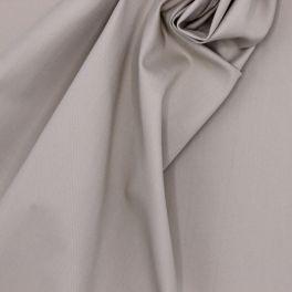 Stretch stof met keperbinding - beige