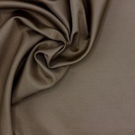 Tissu sergé beige