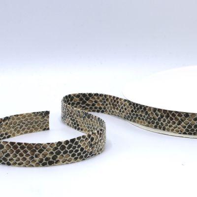 leather ribbon snake - sand