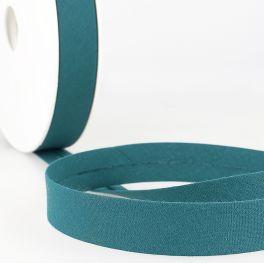 Biaisband - eendblauw