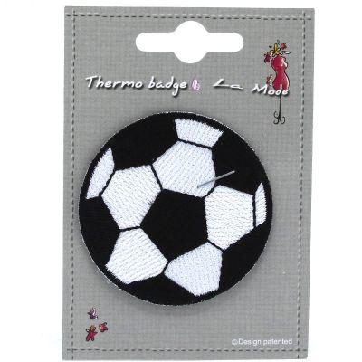 Opstrijkbare voetbal