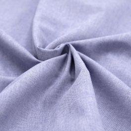 Striped fabric in viscose - beige