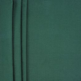 Brushed cotton - emerald