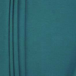 Brushed cotton - teal