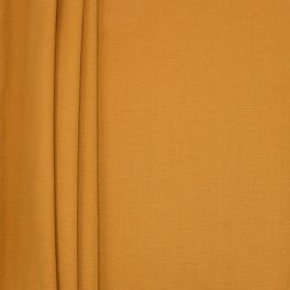 Brushed cotton - mustard yellow