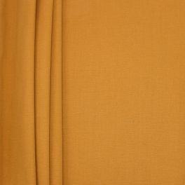Brushed cotton - mustard yellow