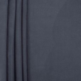 Brushed cotton - denim blue