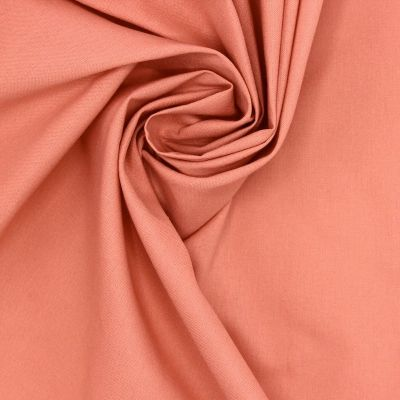 100% cotton - plain pink tea