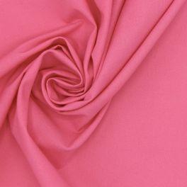 100% cotton - plain pink