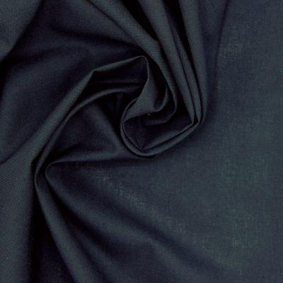 100% cotton - plain midnight blue