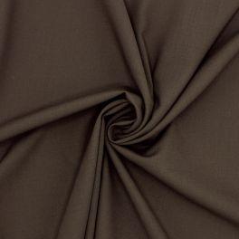 Rekbare stof - bruin