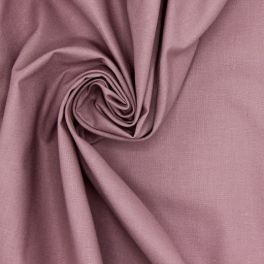 100% cotton - plain marshmallow purple