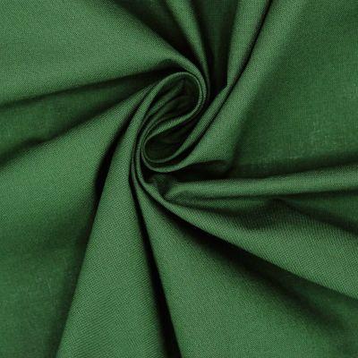 100% cotton - plain bottle green