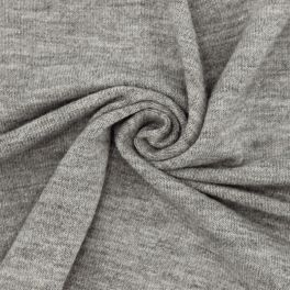 Mesh fabric in polyester - grey
