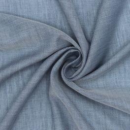 Veil of cotton - blue