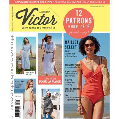 Maison Victor Edition 4/juillet-août 2019