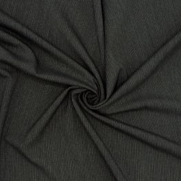Strech stof in polyester en viscose