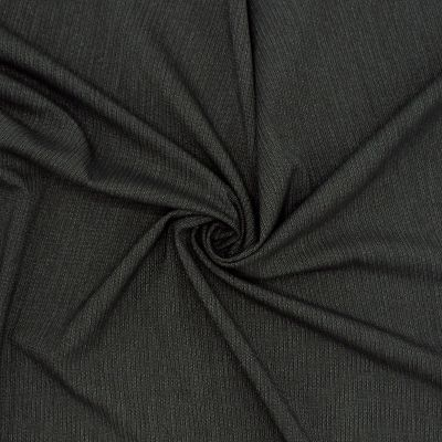 Stretch fabric in polyester and viscose