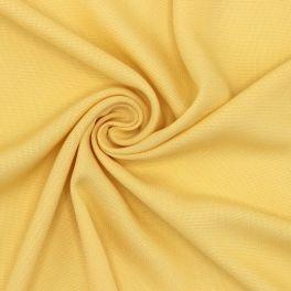 Viscose fabric - plain yellow