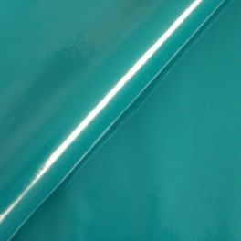 Plain oilcloth - teal