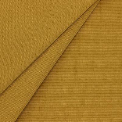 Tissu d'extérieur en dralon uni miel