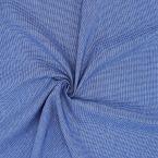 Tissu 100% lin bleu