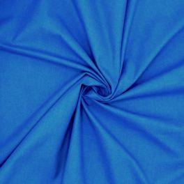 Plain cretonne - Blue of France