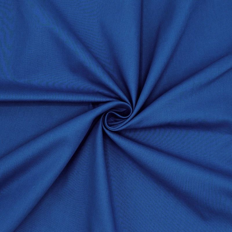 ijsblauwe lakenstof 100% katoen