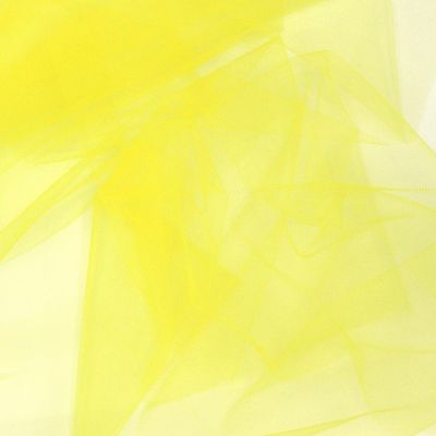 Tulle jaune