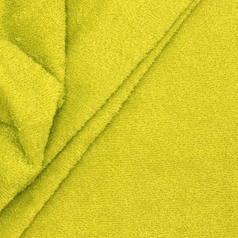 Groene badstof