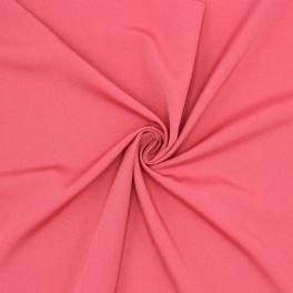 Tissu ottoman rose incarnat