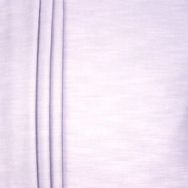 Upholstery fabric of flamed cotton lila