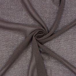 Tissu extensible brun