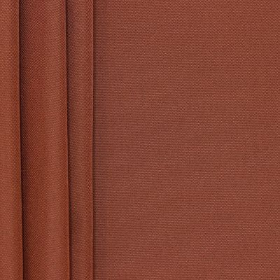 Upholstery fabric - rust brown