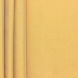 Upholstery fabric - brownish yellow