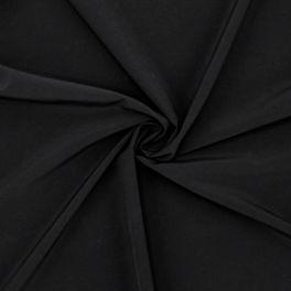 Tissu bistretch noir