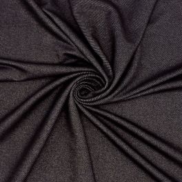 Stretch cotton fabric - ecru