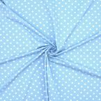 Polyamide and lycra fabric with spots
