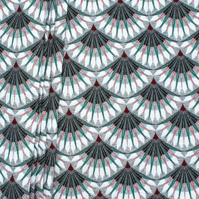 Upholstery fabric with pattern