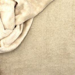 Tissu éponge ficelle