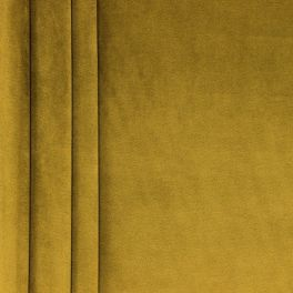 Soepele fluweel - anijsgroen