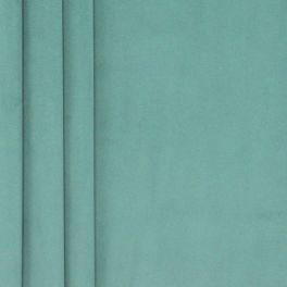 Tissu velours souple malachite