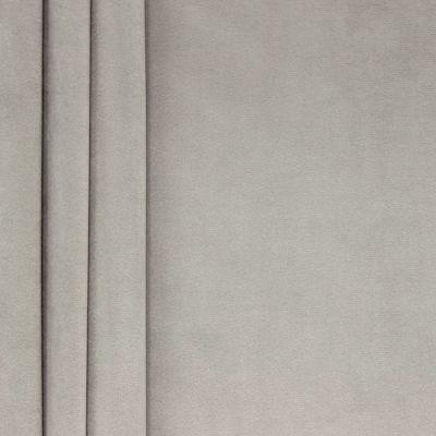 Flexible velvet - pearl grey