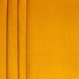 Flexible velvet - ochre