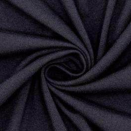 Tissu jersey marine