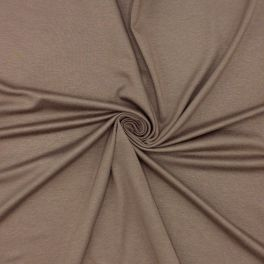 Extensible apparel fabric - brown